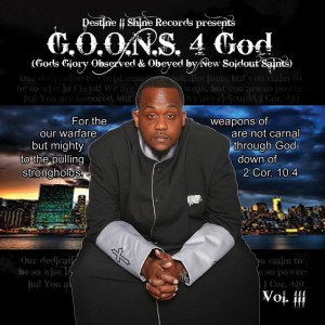 GOONS 4 God volume 3 review