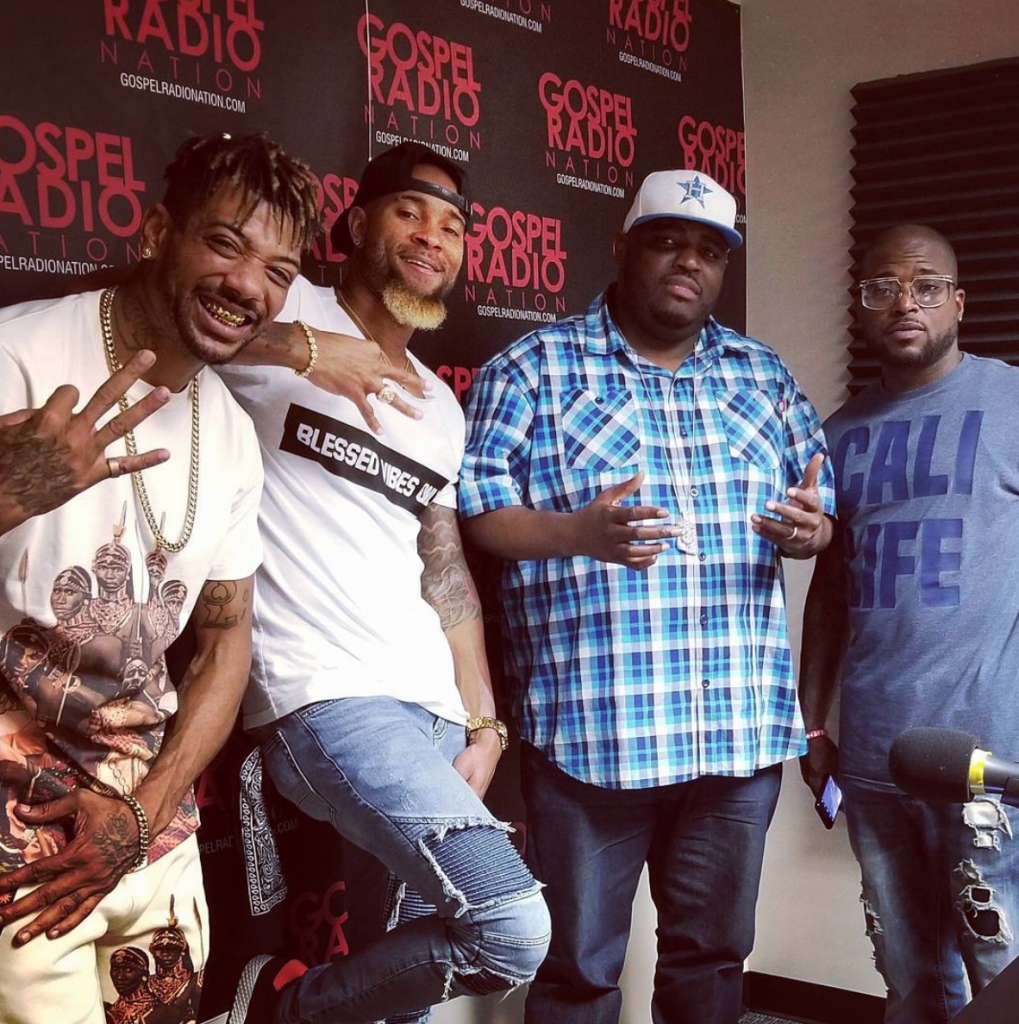 3GEEZ at Gospel Radio Nation